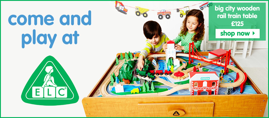 come and play at ELC