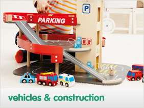 cars, trains and construction toys & gifts