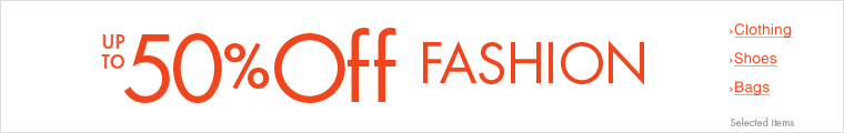 Up to 50% Off Fashion | Mid Season Savings