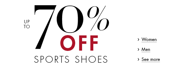 Up to 60% Off Athletic & Outdoor Shoes