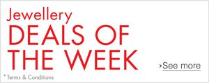 Deals of the Weeks in Jewellery
