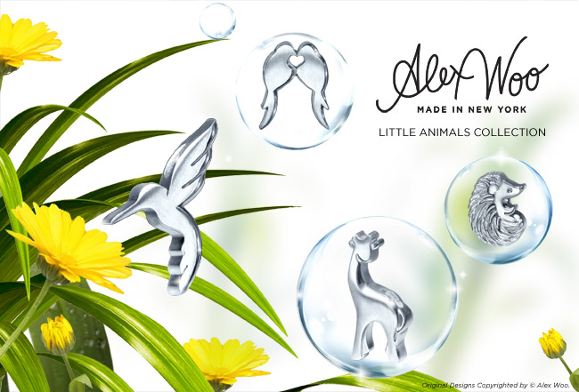 Alex Woo Little Animals Collection