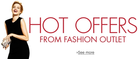Shop the Fashion Outlet