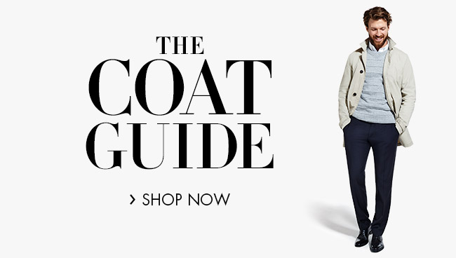 AW15 Men's Clothing | The Coat Guide