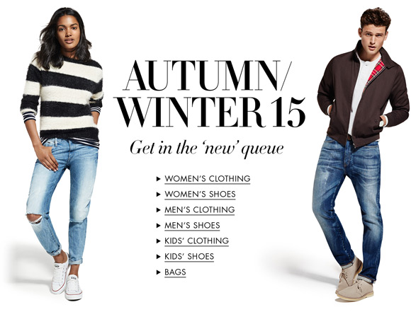 Autumn/Winter Collections 2015