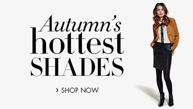 Autumn's Hottest Shades for Her