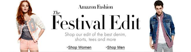Festival Fashion Edits