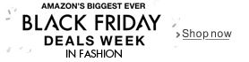 Amazon's Biggest Ever Black Friday Deals Week in Fashion