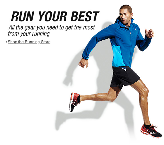 Run your best: Discover the new-look Running Store