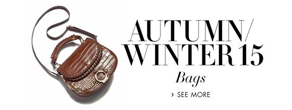 Autumn/Winter 15: Handbags and Shoulder Bags