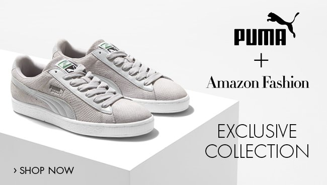 Puma x Amazon: Exclusive Collection
