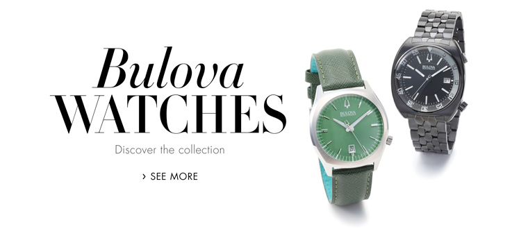 Luxury Watches by Bulova
