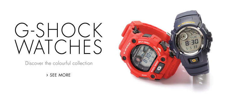 Sports Watches by G-Shock