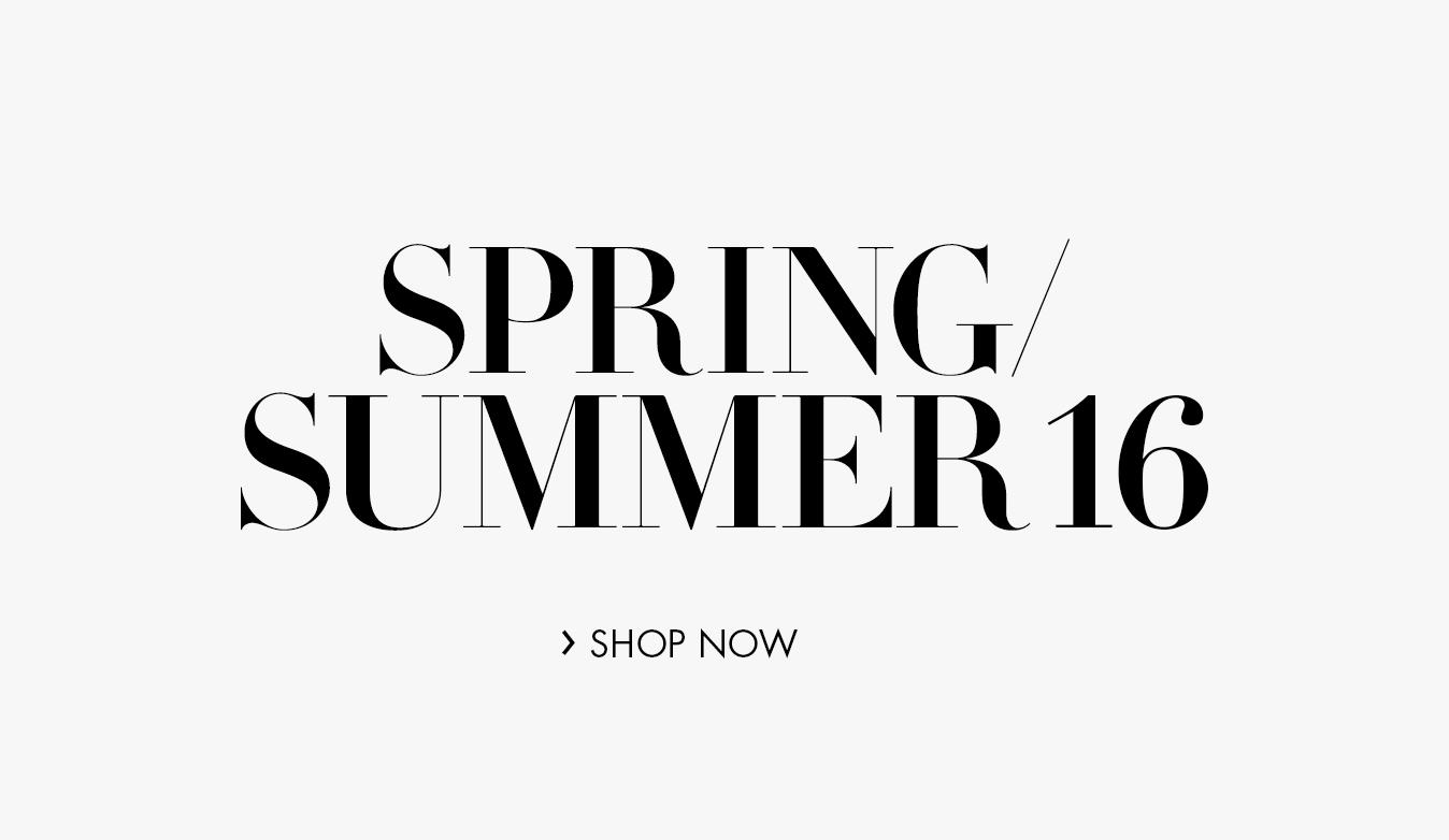 Spring/Summer 16