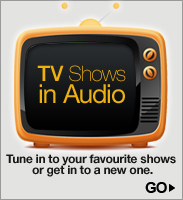 TV Shows in Audio
