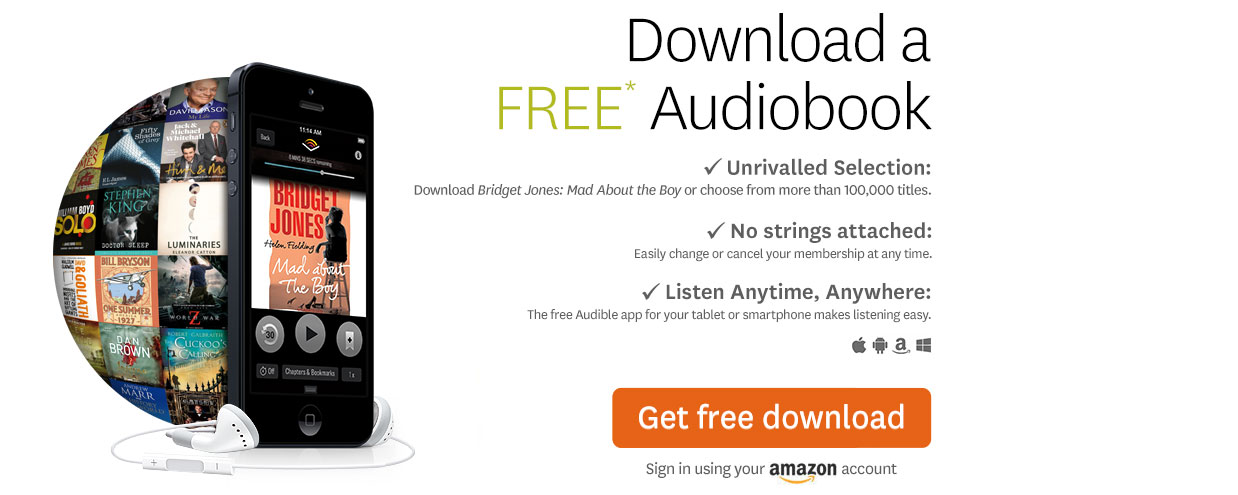 Download a Free Audiobook Today