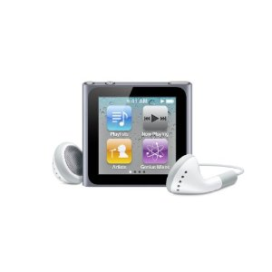iPod nano 3rd GEN and up