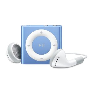 iPod Shuffle 3rd GEN and up