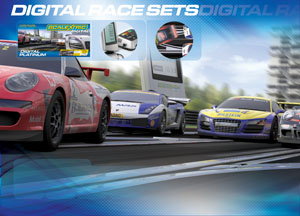 Scalextric Digital range