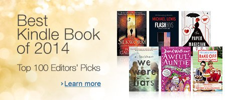 Best Kindle Books of 2014