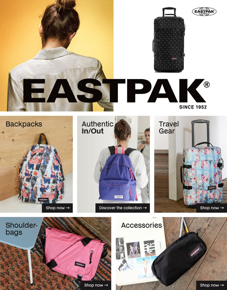 Eastpak Store - new collection