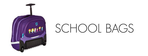 School bags shop