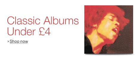 Classic Albums Under £4