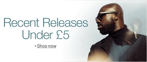 Recent Releases Under £5