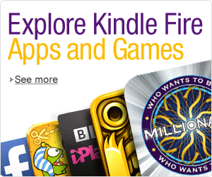 Kindle Fire Apps and Games