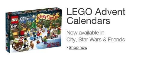 LEGO--Advent Calendars