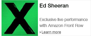 Ed Sheeran Exclusive Video Performance