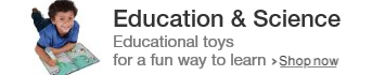 Education and Science Toys