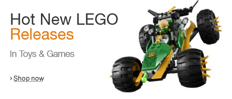 LEGO New Lines 2015