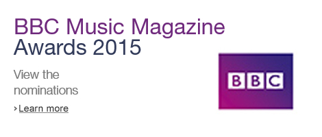BBC Music Magazine Awards 2015