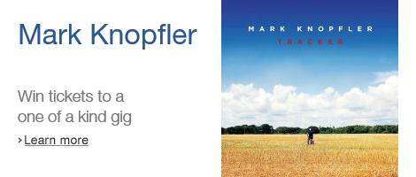 Mark Knopfler Prize Draw