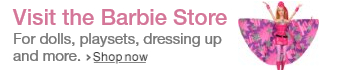 Barbie Store at Amazon.co.uk