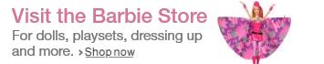 Barbie Store at Amazon.co.uk