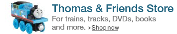 Thomas and Friends at Amazon.co.uk