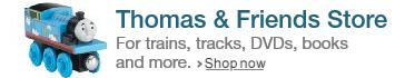 Thomas and Friends at Amazon.co.uk