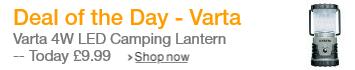 Varta Camping Lantern