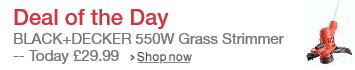 BLACK+DECKER ST5530-GB 550W Corded Grass Strimmer