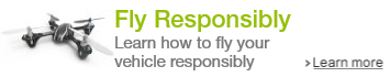 Learn to fly responsibly