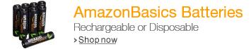 AmazonBasics Batteries