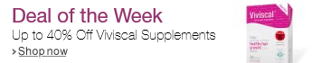 Up to 40% Off Viviscal Supplements