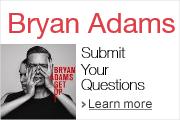 Bryan Adams Q& A