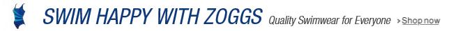 New Season Swimwear from Zoggs