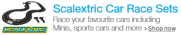 Scalextric Car Race Sets