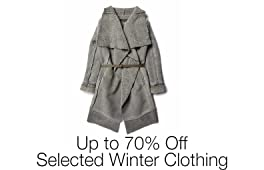 Up to 70% Off Selected Winter Clothing