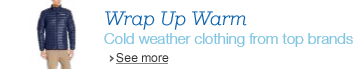 Wrap Up Warm with Winter Clothing from Top Brands