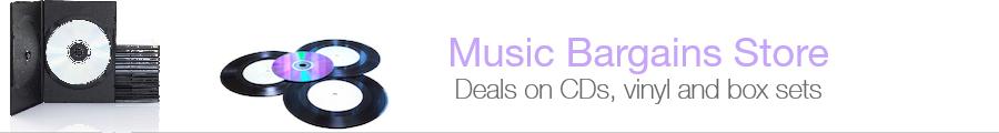 Music Bargains Store
